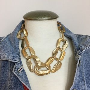 Jewelry - Chunky Gold Necklace